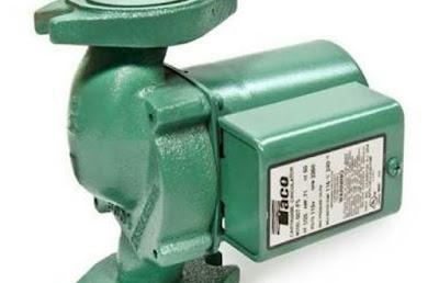 Taco Pumps Komponen yang Berguna untuk Penggunaan di Rumah