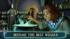 Download Harry Potter Hogwarts Mystery MOD APK + DATA v1.1.0 for Android HACK Terbaru 2018