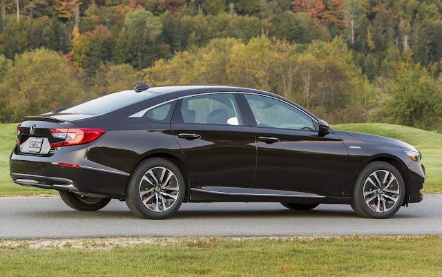 Honda Accord Hybrid 2020: consumo de 20,4 km/l em cidade