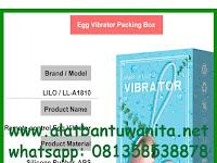 Alat Bantu Wanita Vibrator Egg Wireless Remot Kontrol