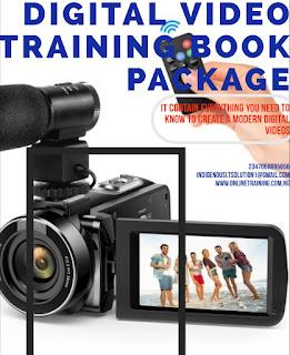 Digital Video Training For Nigerians 2021