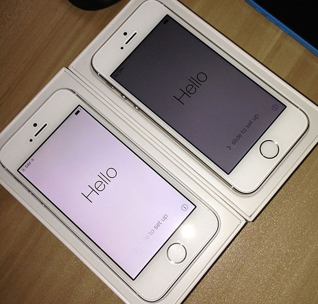 First iPhone 5s & 5C Unboxing [Video and Images]