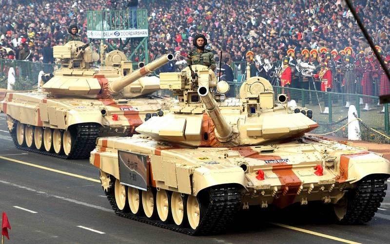 Т-90С Бхишма - ключовий компонент сухопутних військ Індії. Фото Міноборони Індії