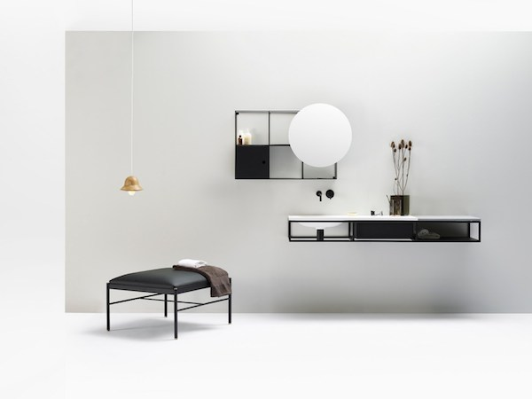 As Bathrooms Tend To Become Bigger And More Like Leisure Rooms, Norm  Architects Wanted To Create Other Types Of Furniture For This U0027newu0027 Space  That Could Be ...
