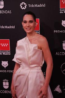 Cecilia Freijeiro en los Premios Feroz 2020
