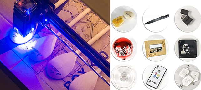 Ortur Laser Master 2 Pro: análisis