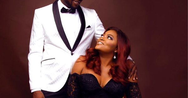 Nollywood Actress Funke and JJC (1)