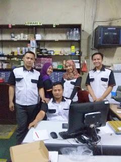 Kriteria, Tugas Dan Tanggung Jawab Staff Gudang Raw Material
