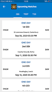 Cricket Live Line - screenshot 5