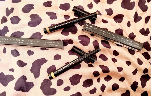 Beauty Pie Wondercolour Longwear Cream Shadow Stick - Teddy Bare, Vanilla Whirl review