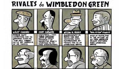 Resultado de imagen para wimbledon green seth