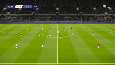 PES 2020 Italian Stadiums Pack Dark Spots Turf Fix by Kellilys