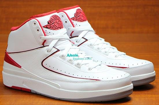finest selection daf81 97c57 ajordanxi Your  1 Source For Sneaker Release Dates  Air Jordan 2 Retro  White Gym Red-Black June 2014