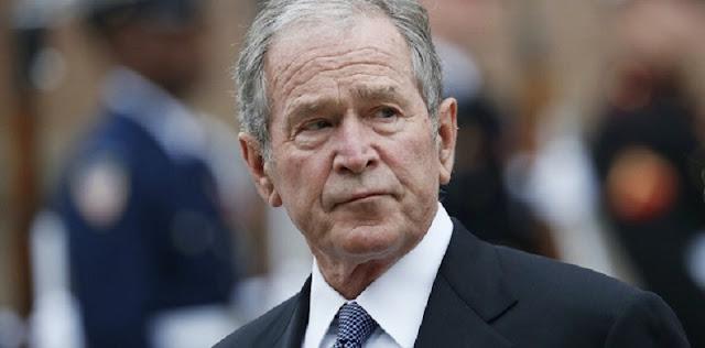 George W. Bush: Situasi Di Gaza Terjadi Akibat Pengaruh Iran Yang Menargetkan Israel