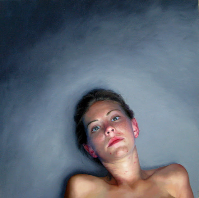 Hyper Realistic Paintings by Jessica Rebik