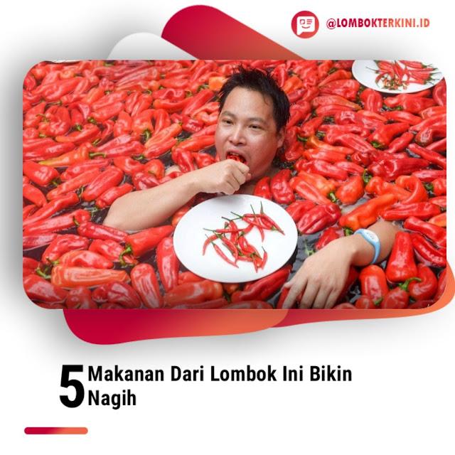 KulinerKhas Lombok Yang Paling Populer