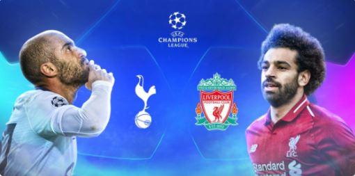 توتنهام يواجهة ليفربول في نهائي دوري الأبطال بمدريد ويتوعد ليريدز (ليفربول)