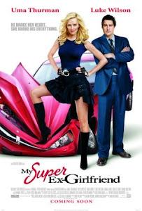 My Super Ex-Girlfriend Poster