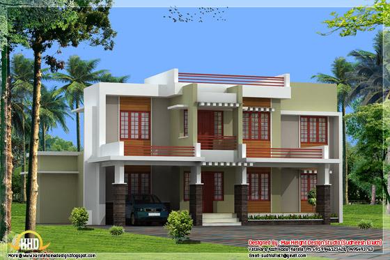 3 Beautiful Kerala Home Elevations Home Appliance