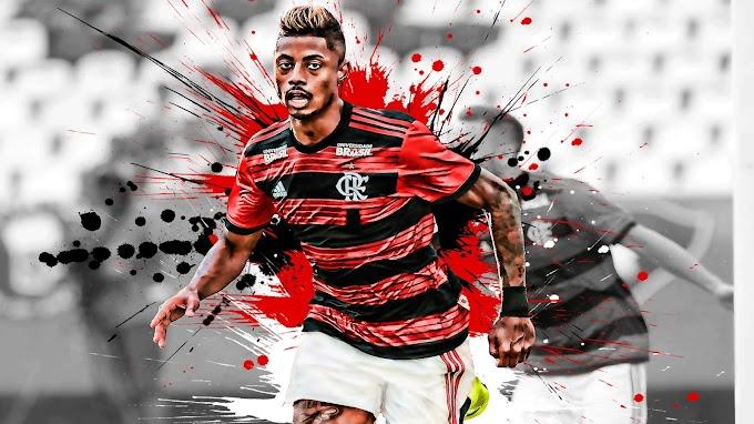 Papel de Parede Bruno Henrique Flamengo