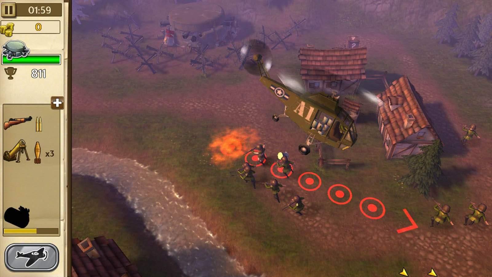 تحميل لعبة Hills Of Glory 3D مضغوطة برابط واحد مباشر + تورنت كاملة مجانا