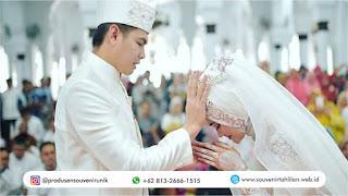 Souvenir Pernikahan Islami | Elegan, Unik, Bermanfaat