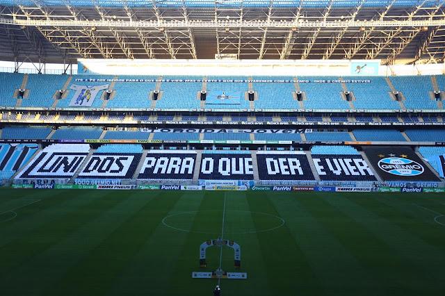 Foto: Lucas Uebel (Grêmio)