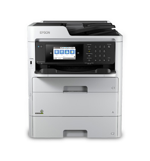 Epson WorkForce Pro WF-C579R Drivers Download