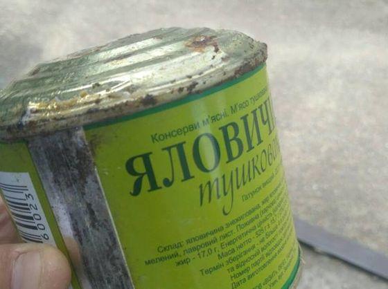 В Одесі на військових складах виявили тонни бракованих консервів