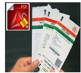 aadhaar card pdf password not opening