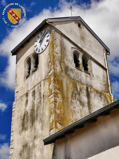 HOUDELMONT (54) - Eglise Saint-Epvre