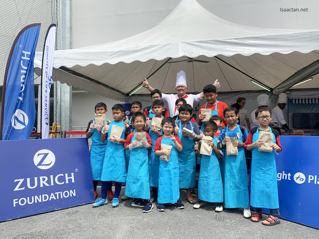 Eat Right to Play Right - Zurich Malaysia Promotes Healthy Competition Among Kids