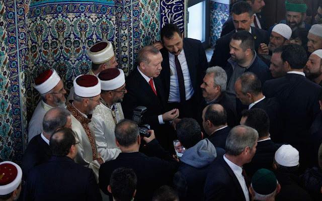 Χαστούκι από το ΣτΕ στον Ερντογάν για την εκλογή Μουφτήδων