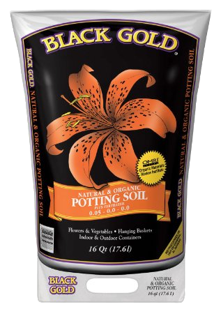 Miracle grow organic potting soil