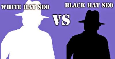 Mengenal Teknik Black Hat Dan White Hat SEO