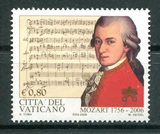 Vatican City Wolfgang Amadeus Mozart