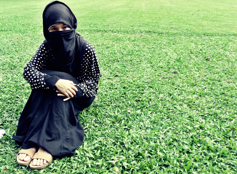 niqab street  january 2013