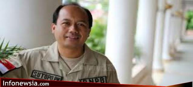Kabar Duka, Kepala BNPB Sutopo Purwo Nugroho Tutup Usia di Guangzhou China