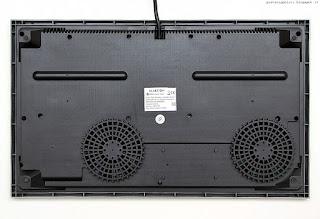 Doppio piano cottura ad induzione Klarstein VariCook XL 3100w
