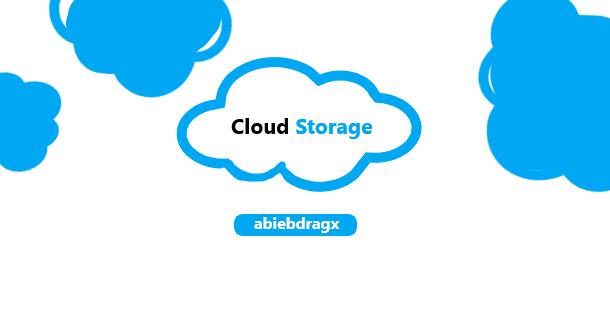 penyimpanan cloud drive online google drive dropbox gratis abiebdragx