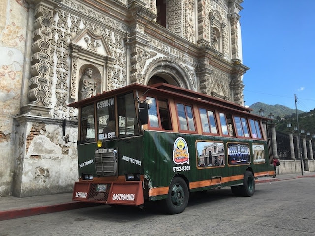 Quetzaltenango Guatemala centro histórico