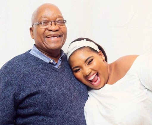 Jacob Zuma Dumped By 25-year-old Fiancée Nonkanyiso Conco