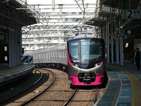 京王電鉄 都営新宿線直通 各停 本八幡行き6 5000系