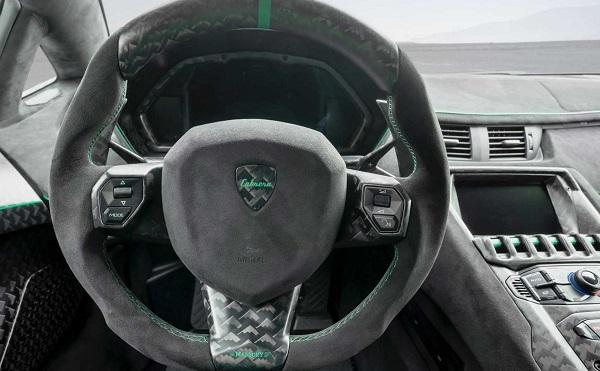 Mansory Lamborghini Aventador SVJ