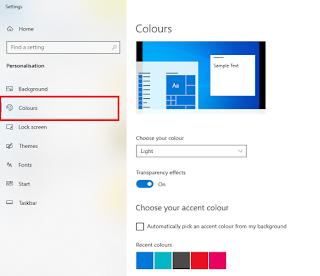 Cara Mengaktifkan Fitur Dark Mode di Windows 10