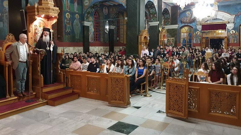 Μητρόπολη Αλεξανδρούπολης: Βραδινές Θείες Λειτουργίες για τους υποψηφίους των Πανελλαδικών Εξετάσεων