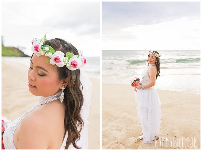 Maui Honeymoon Portrait Photographers