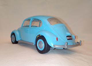 maqueta coche escarabajo