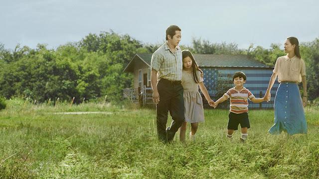 Minari: Em Busca da Felicidade está disponível no Amazon Prime Video