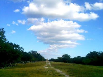 Camino de Nubes
